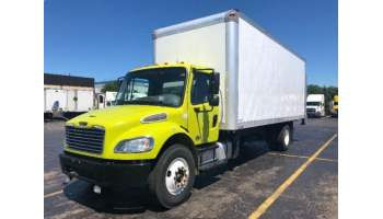 Betten Trucks, Inc  box trucks : B-3283