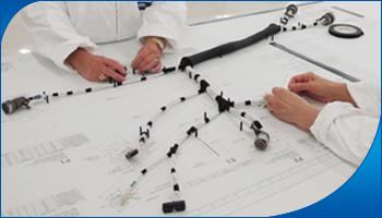 Custom Electrical Wiring Harnesses