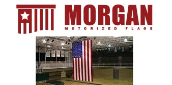 Morgan Motorized Flags