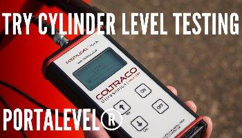 Coltraco Ultrasonics  Portalevel® MAX