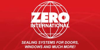 ZERO INTERNATIONAL        is an ALLEGION Company