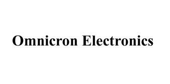 Omnicron Electronics