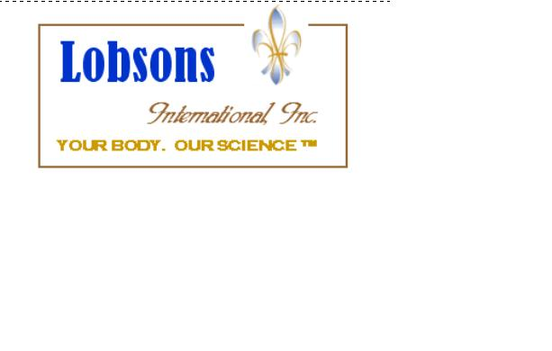 Lobsons International, Inc.