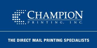 Champion Printing, Inc.