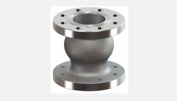 "6"" - 300LB Double Flange ESV / ISC Bell Housing Converstion Kit"