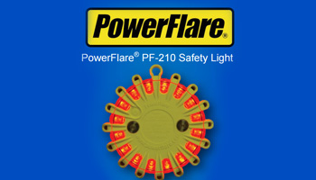 World Master Distributor of PowerFlare Products