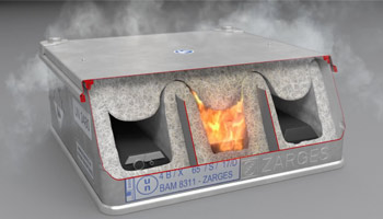 ZARGES BatterySafe™