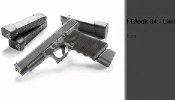 Taran Tactical Customized Glock 43-Limited