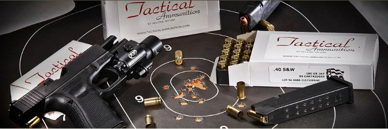Tactical Ordnance/Tactical Ammunition