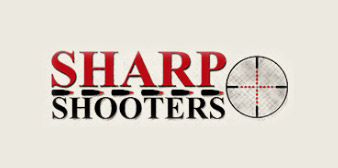 Sharp Shooters Safe & Gun