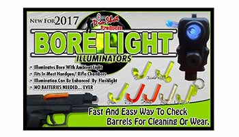 New For 2017 Bore Lights