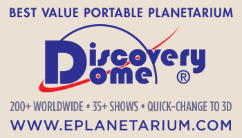 ePlanetarium, home of Discovery Dome