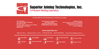 Superior Joining Technologies Inc.