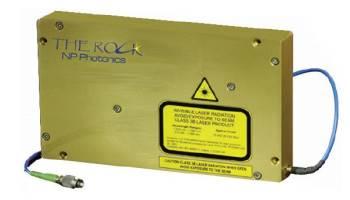 NP Photonics Rock™ Single-Frequency Narrow-Linewidth Fiber Laser Module
