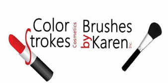 Brushes by Karen / ColorStrokes Mineral Makeup