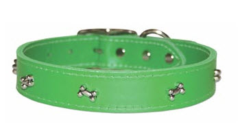 Signature Leather Traditional Collars and Leads