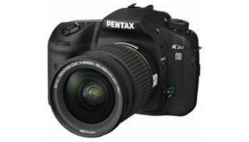 K20D w/ 16-45mm Lens Kit