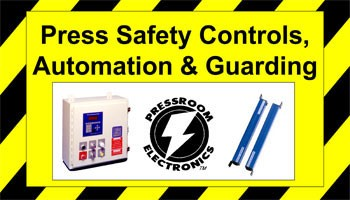 OSHA & ANSI compliant press controls - Metal Stamping