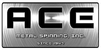 Ace Metal Spinning, Inc.