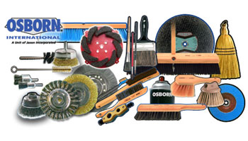 Wire Brushes, Abrasive Brushes and Maintenance Brushes