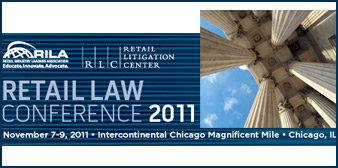 Retail Law Conference 2011