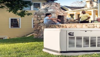 Norwall Power Systems  Cummins Quiet Connect 20kW Air Cooled Home Standby with 200A SE-Rated ATS   R