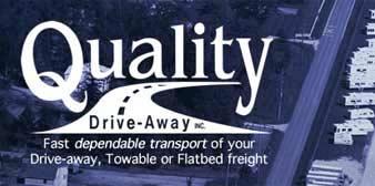 Quality Drive-Away