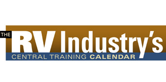 RV Industry's Central Training Calendar
