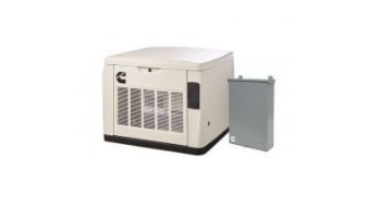 Norwall Power Systems  Cummins Quiet Connect 20kW Air Cooled Home Standby with 200A SE-Rated ATS | R