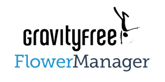 GravityFree - Flower Manager Website and Marketing