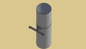 QuickBand Equipment mount