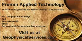 Geophysical Services LLC 33 Years With Over 1000 Geophysical Surveys