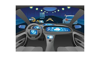 Vehicular Information Display & Interface Applications