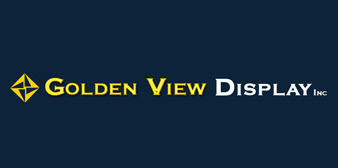 Golden View Display