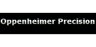 Oppenheimer Precision Products, Inc.