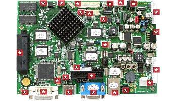 SVX-1920 LCD Controller