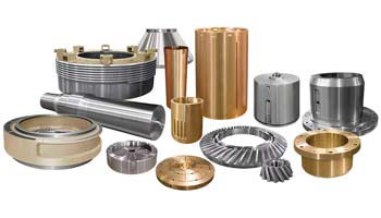 Cone Crusher Replacement Parts