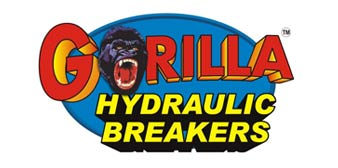 Gorilla Hydraulic Breakers