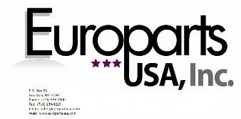 Europarts USA, Inc.