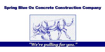 Blue Ox Concrete