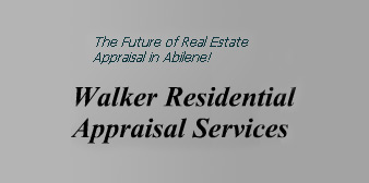 WalkerResidential Real Estate Appraisal