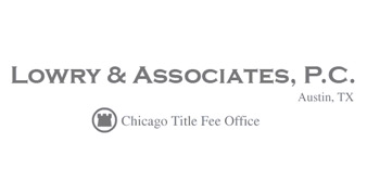 The Law Offices of Andrea L. Lowry, P.C. & Chicago Title Insurance Co.
