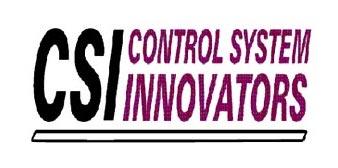 Control System Innovators