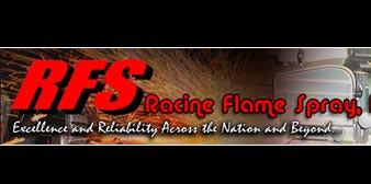 Racine Flame Spray