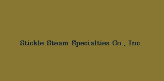 Stickle Steam Specialties Co.