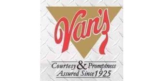 Van's Delivery Service, Inc.