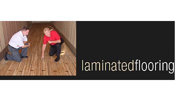 Laminated Oak Flooring
