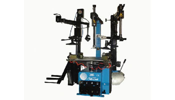 Swing Arm Tire Changer