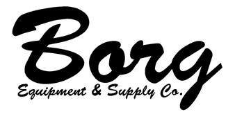 Borg Equipment & Supply Co.