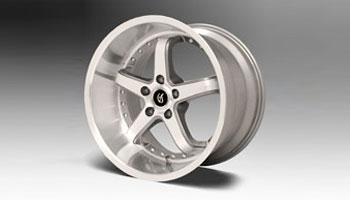Omega Deep Dish Wheels